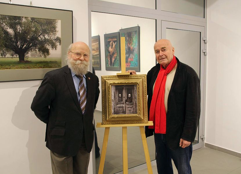 Stanisław Wojcieszak i Antoni Rut