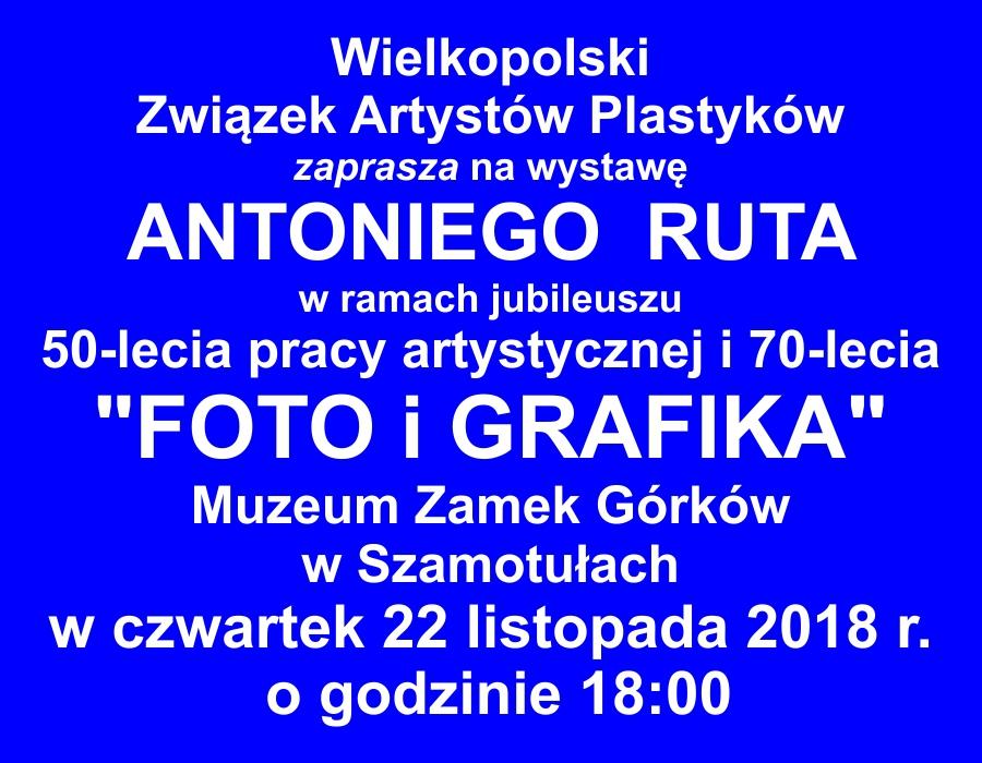 Foto i Grafika Antoni Rut Muzeum Górków w Szamotułach