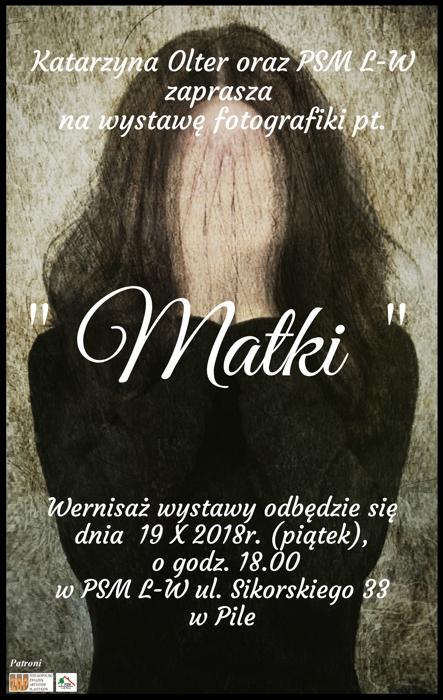 """Katarzyna Olter """"Matki"""""""