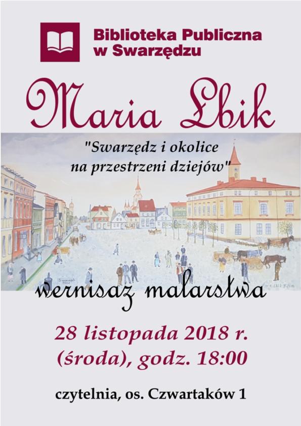 Maria Łbik 2018 r