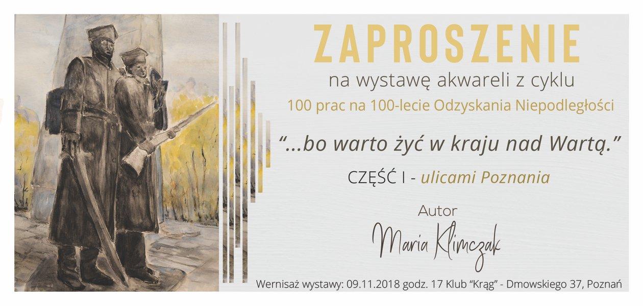Maria Klimczak 2018