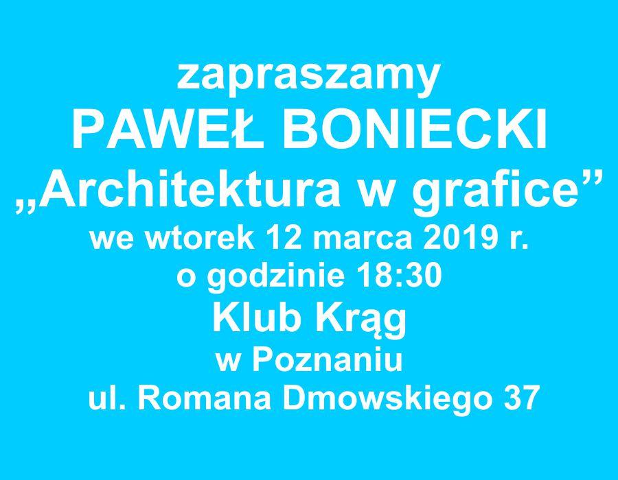 Paweł Boniecki 2019