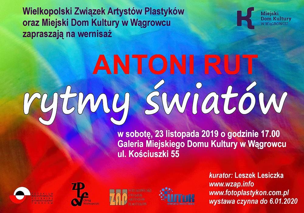 Antoni Rut Rytmy światów