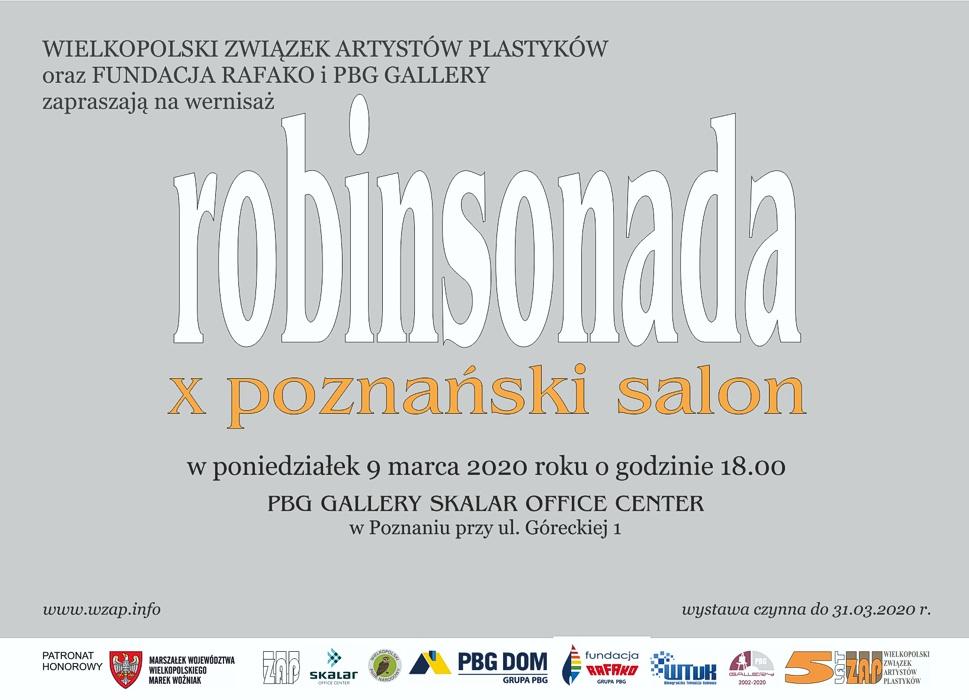 X Robinsonada 2020 r Zaproszenie