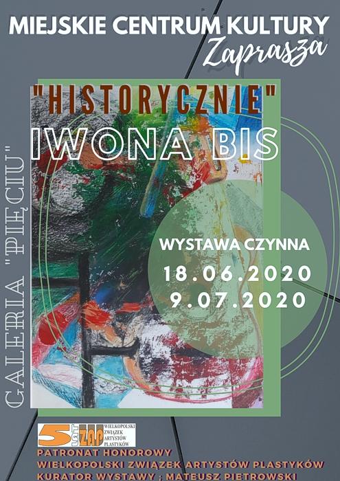 Iwona Bis Historycznie 2020