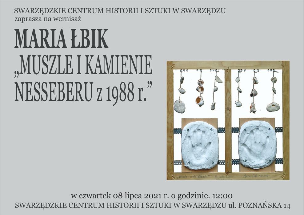 Maria Łbik Muszle i kamienie